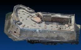 MOLAB - 4, Photogrammetry and 3D Laser Scanner in cultural heritage