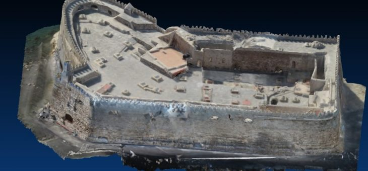 MOLAB – 4, Photogrammetry and 3D Laser Scanner in cultural heritage